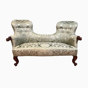 Antique Silver Sofa