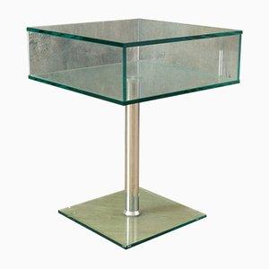 Beistelltisch aus Glas von Pefa, 1970er