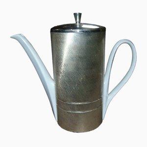Vintage Thermoskanne aus Porzellan von BSF