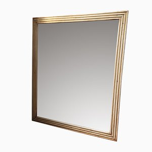 Antique Square Mirror