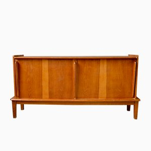 French Oak Sideboard, 1950s