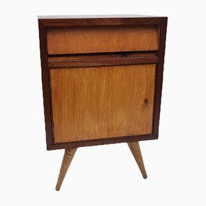 Mid-Century Portuguese Nightstand