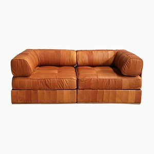 DS88 Sofas from de Sede, 1970s, Set of 2