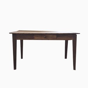 Walnut Dining Table, 1940s
