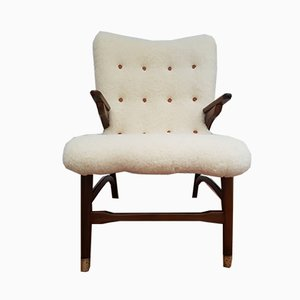 Danish Armchair, 1950s