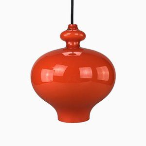 Swedish Ceiling Lamp by Hans-Agne Jakobsson, 1960s