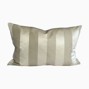Silk Stripe Pillow by Katrin Herden for Sohil Design