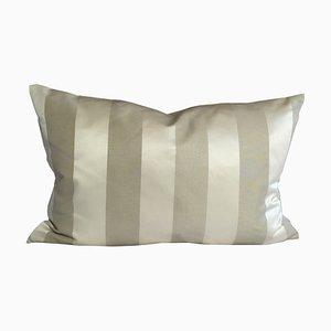Silk Stripe Pillow by Katrin Herden for Sohil Design