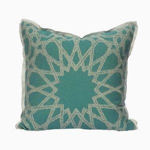 Casablanca White Pillow by Katrin Herden for Sohil Design