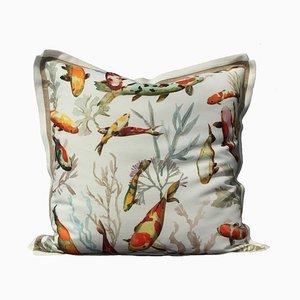 Coussin Bali par Katrin Herden pour Sohil Design