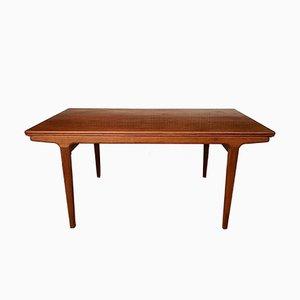 Table de Salle à Manger en Teck par Johannes Andersen pour Uldum Møbelfabrik, années 60