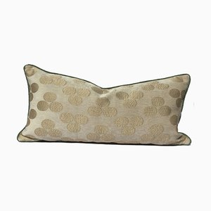 Jacquard Pillow by Katrin Herden for Sohil Design