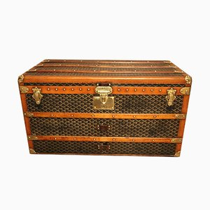 Trunk by Goyard for Goyard, 1930s