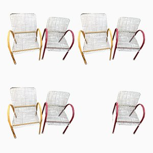 Garden Chairs by Emu for Emu, 1970s, Set of 7