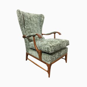 Italienischer Sessel von Paolo Buffa für FRAMA, 1950er