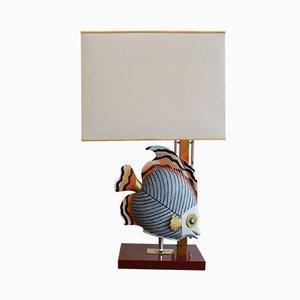 Lampe de Bureau Hollywood Regency, années 70