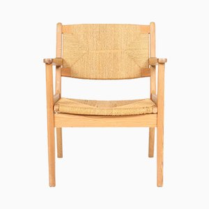 Pine Lounge Chair by Aksel Hansson for Aksel Hansson, 1960s
