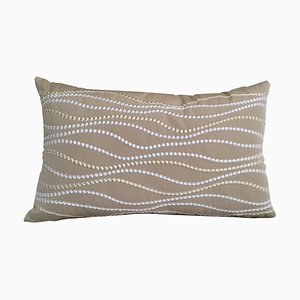 Surf Pillow by Katrin Herden for Sohil Design