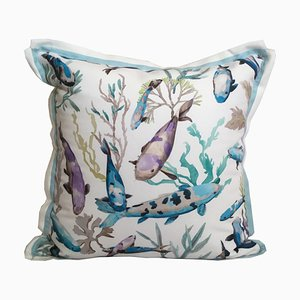 Fiji Pillow by Katrin Herden for Sohil Design