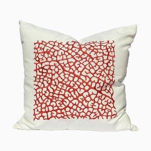 Coussin Reef par Katrin Herden pour Sohil Design