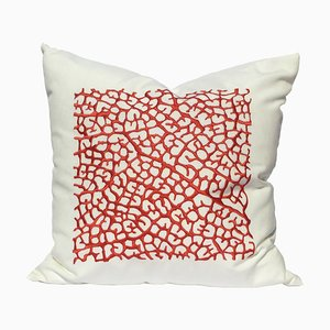 Reef Pillow by Katrin Herden for Sohil Design