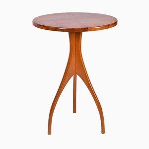 French Mahogany Coffee Table, 1960s