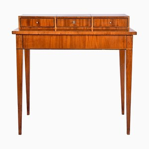 Antique Swedish Mahogany Console Table