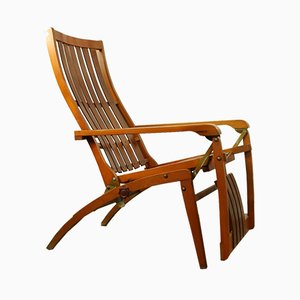 Folding Chair by Hans und Wassili Luckhardt for Thonet, 1930s