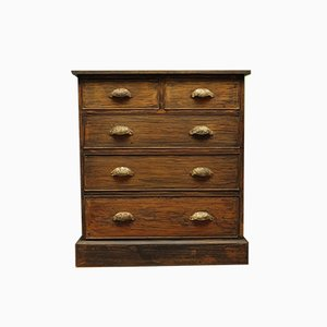 Antique Rustic Chest of Drawers