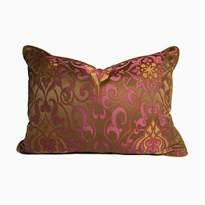 Arabesque Jacquard Pillow by Katrin Herden for Sohil Design