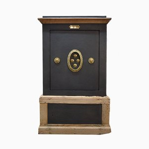 Antique Cabinet Safe from Charrut