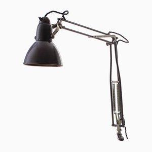 Industrielle Tischlampe von Napako, 1930er
