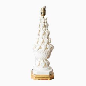 Mid-Century Tischlampe aus Keramik von Bondia