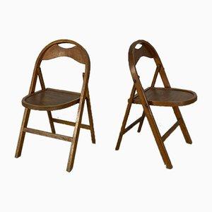 Vintage B751 Esszimmerstühle von Mart Stam & Marcel Breuer für Thonet, 2er Set