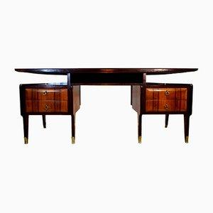 Italienischer Schreibtisch von Cantù, 1950er