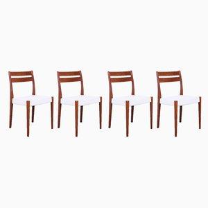 Chaises de Salle à Manger par Svegards pour Markaryd, Suède, années 60, Set de 4