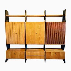 Regalsystem von Erich Stratmann für Idee - Oldenburger Möbelwerkstätte, 1950er