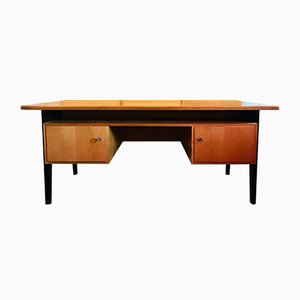 Desk by Erich Stratmann for Idee - Oldenburger Möbelwerkstätte, 1950s