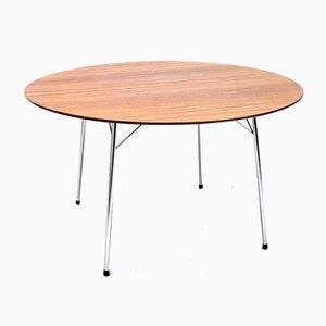 Mesa de comedor modelo 3600 de Arne Jacobsen para Fritz Hansen, años 60