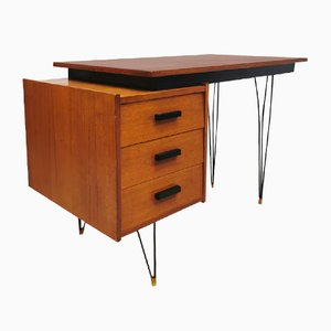 Dutch Desk by Cees Braakman for Pastoe, 1950s