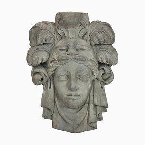 Skulptur von Alexander dem Großen, 1930er
