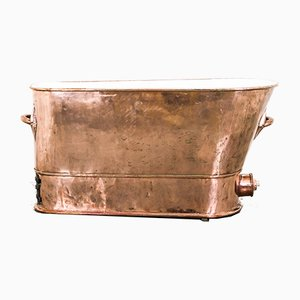 Antique Copper Bath