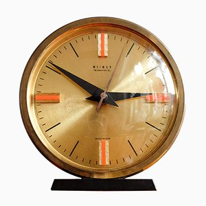 Electronic Table Clock from Weimar Electronic, 1960s