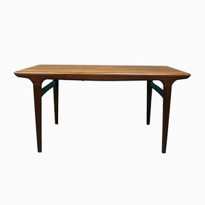 Mid-Century Danish Dining Table by Johannes Andersen