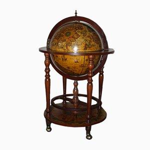 Dekorativer Vintage Globus, 1970er