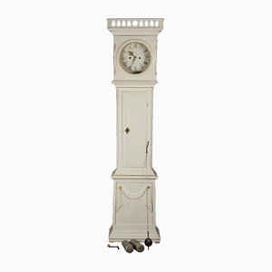 Antique Danish Bornholm Grandfather Clock
