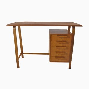 Mid-Century Oak Desk by Gordon Russell for Gordon Russell