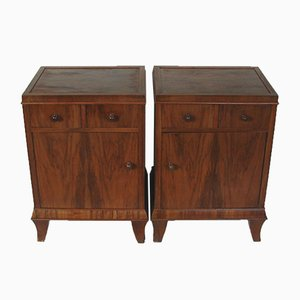 Cabinets by F. Meurer, 1930s, Set of 2