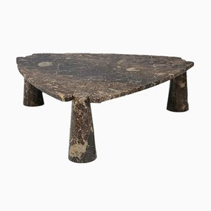 Table Basse par Angelo Mangiarotti pour Skipper, 1979