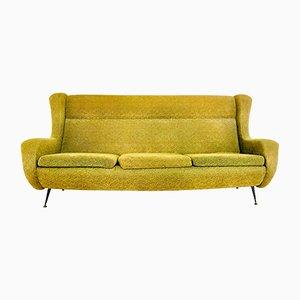 Yellow Sofa by Marco Zanuso, 1960s